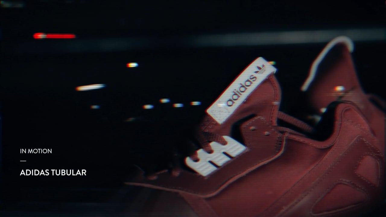 IN MOTION: adidas Tubular